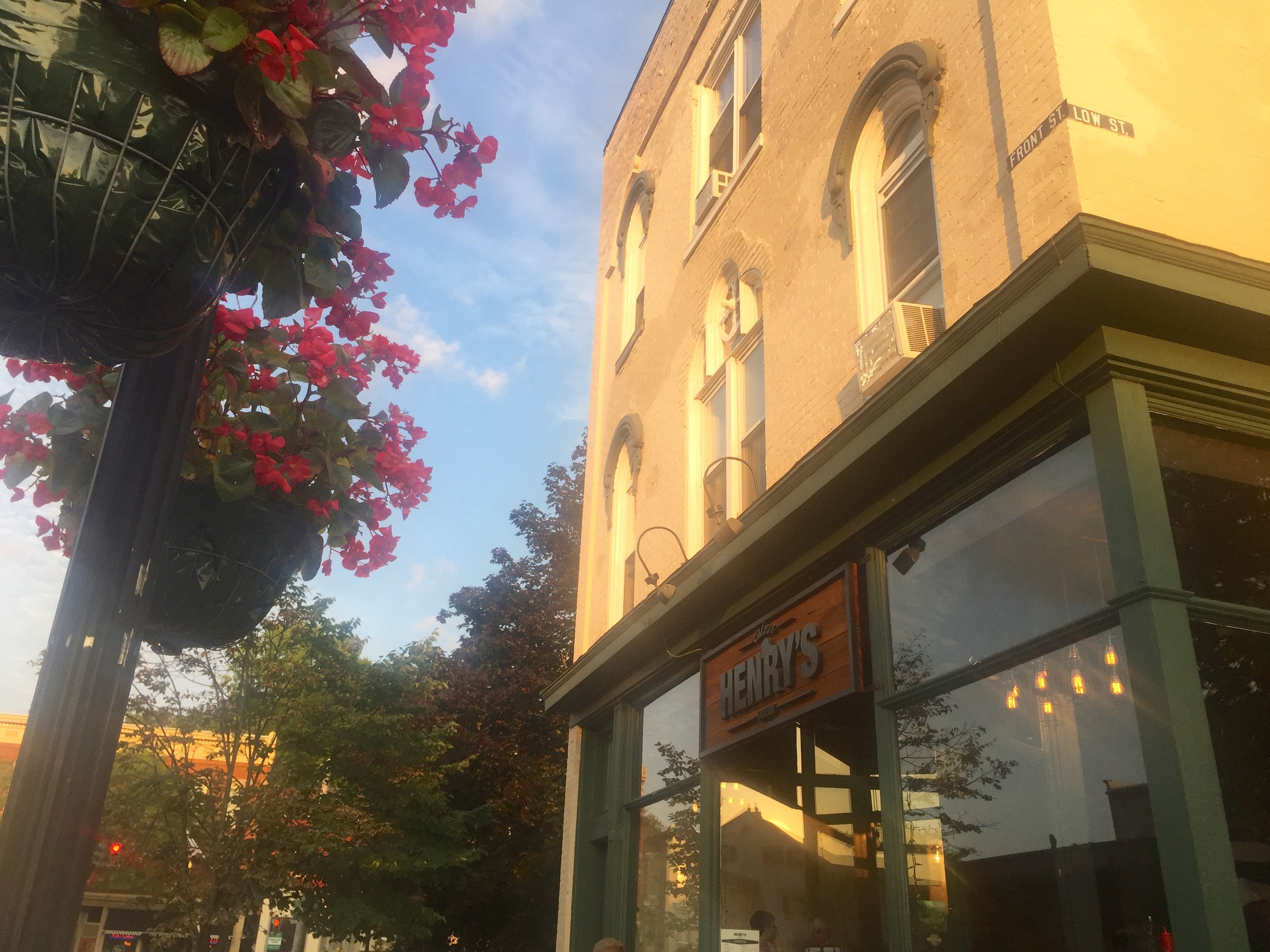 Review: Date Night Dinner at Henry's in Ballston Spa