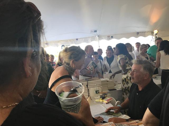 My first Authors Night East Hampton 2019: Introvert's Tips & Takeaways